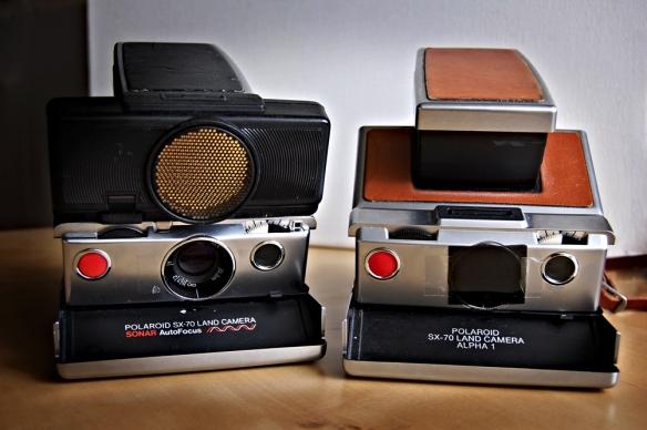 SX-70 cameras