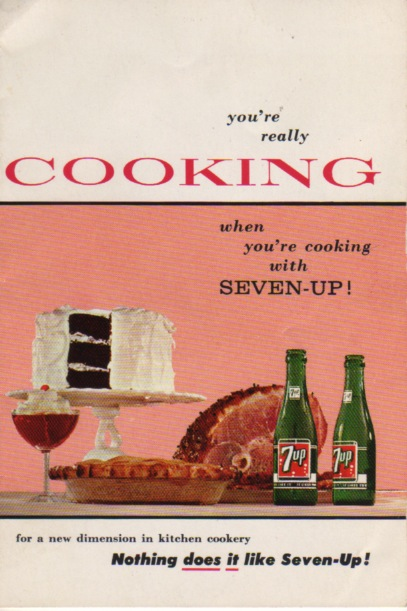 7-Up Recipe, cover