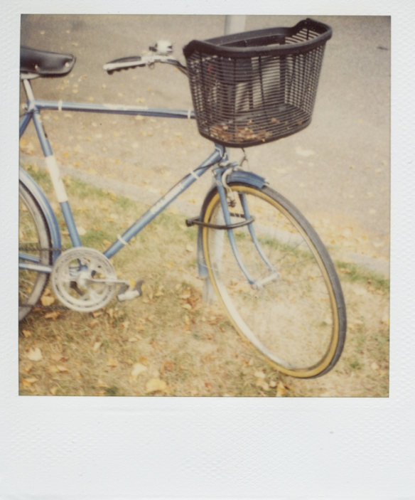 Polaroid bike