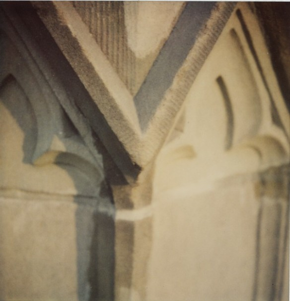 Detail from Holy Rosary Cathedral in Vancouver. Photo: C.Hagemoen