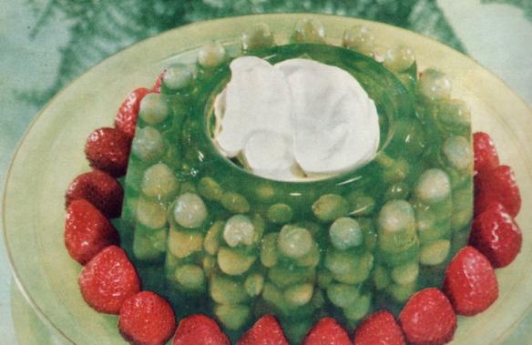 Gelatin salad