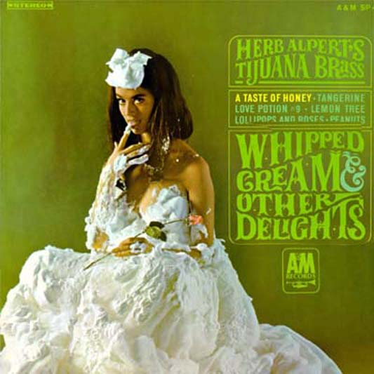 Herb Alpert cover
