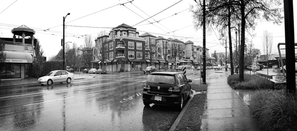 Main St. and 18th Ave., 2013. Photo: Christine Hagemoen