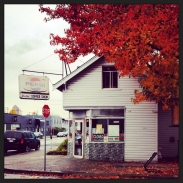 Laura's Coffee Shop. Photo: C. Hagemoen
