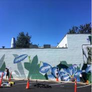 Ontario Street mural